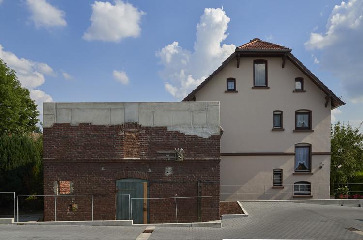 """Raum der Stille"" City Meeting Place / Christoph Hesse Architects, © Deimal + Wittmar"