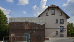 """Raum der Stille"" City Meeting Place / Christoph Hesse Architects"