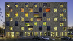 The AYA Housing / Studio Twenty Seven Architecture + Leo A Daly JV