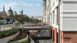 Parque del Museo Politécnico / Wowhaus