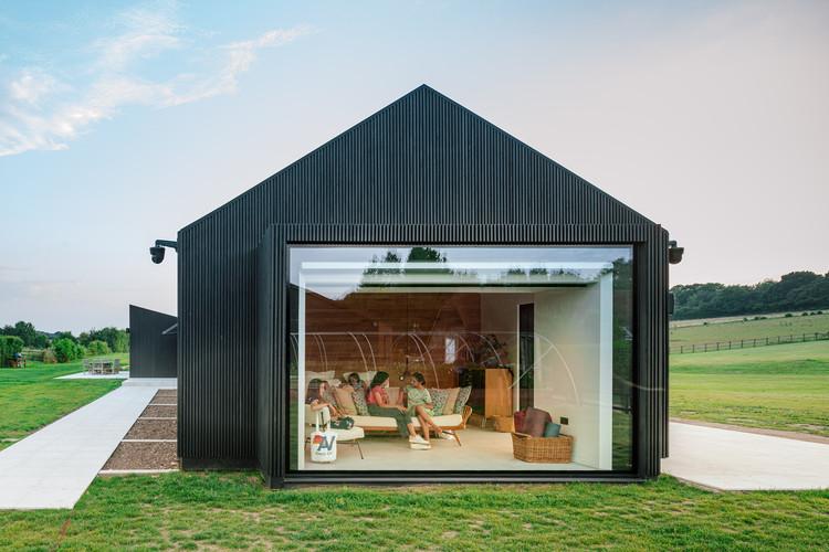 Friends Lab House / AMPS Arquitectura & Diseño, © Imagen Subliminal