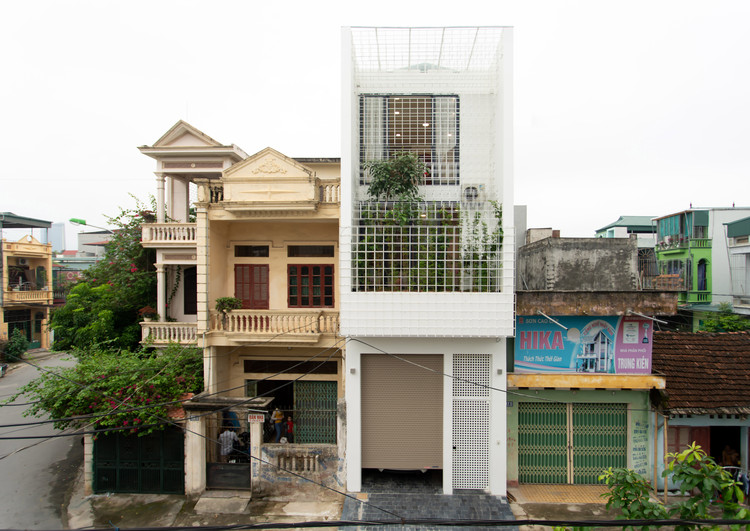 Cage House / T -architects, © Tana