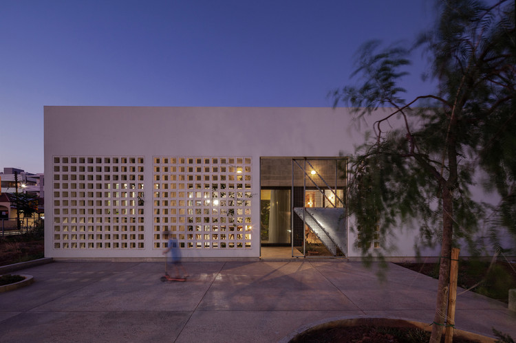 7 Emerging Architecture Practices Worth Exploring, A House with Four Gardens © Maria Efthymiou Creative Photo Room