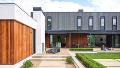 Calloway Ridge House / Sanders Pace Architecture