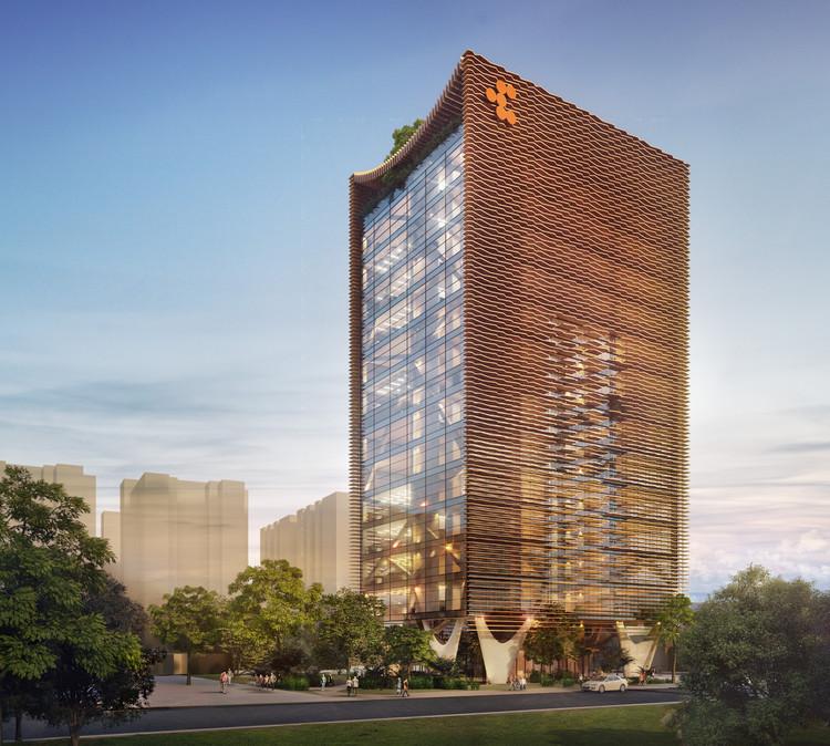Taller de arquitectura de bogotá, ganador de concurso para Centro de la Tercera Edad y Centro de Bienestar Integral CBI, Cortesía de tab