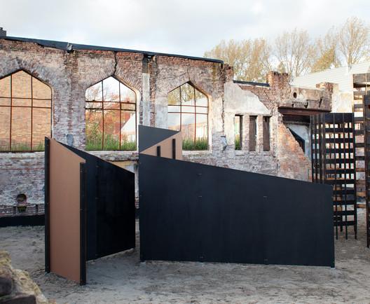 Zicht Zag Installation / Zoetmulder