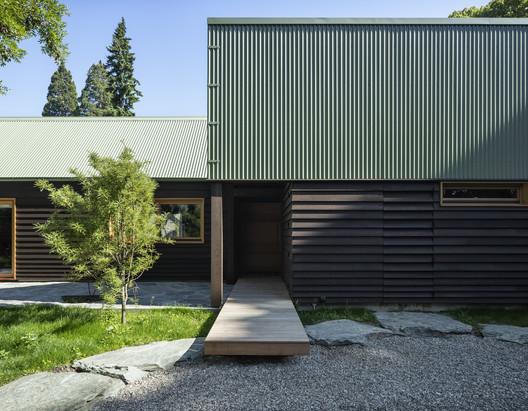 Wanaka Crib / Pac Studio