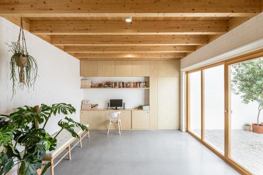 Casa SD / Escribano Rosique Arquitectos