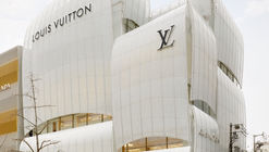 LOUIS VUITTON Maison Osaka Midosuji / Jun Aoki & Associates