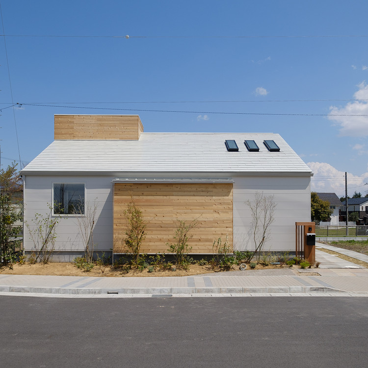 Noda House / HOAP, © Kaku Ohtaki