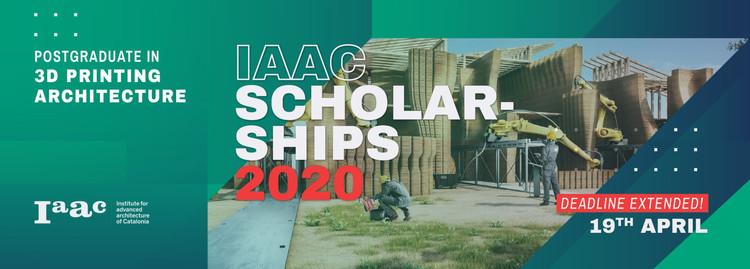 OTF 3D Printing: Scholarship - IaaC, IaaC