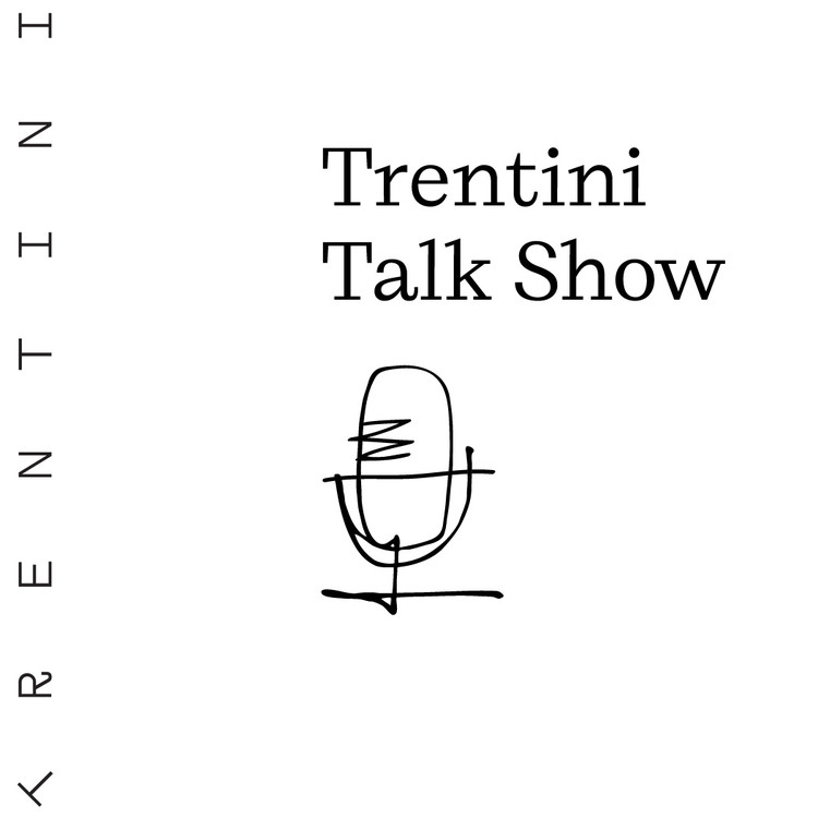 Germans Ermičs on the First Talk Show for Architects on Zoom Trentini Talk Show, Trentini Talk Show
