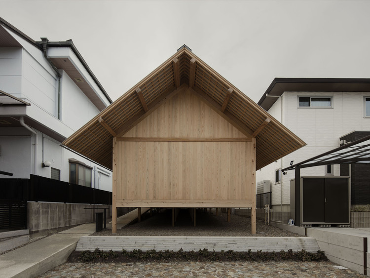 Yomogidai House / Tomoaki Uno Architects, © Ben Hosking