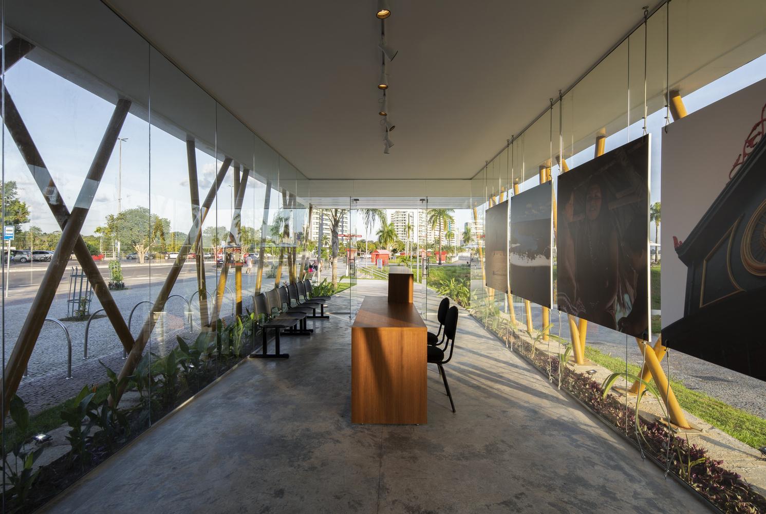 Tourist Information Center - Ponta Negra Park / Laurent Troost Architectures,© Maíra Acayaba