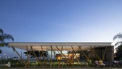 Tourist Information Center - Ponta Negra Park / Laurent Troost Architectures