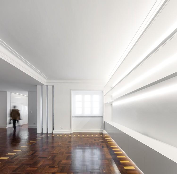 Apartamento Praça de Londres / João Tiago Aguiar Arquitectos, © Fernando Guerra | FG+SG