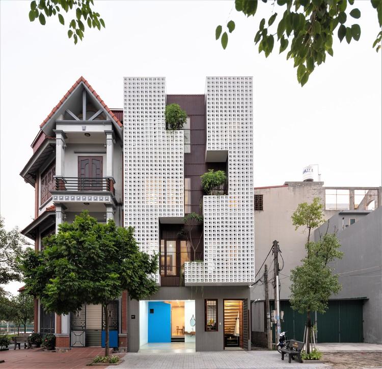 Casa cascada / V+studio, © Trieu Chien