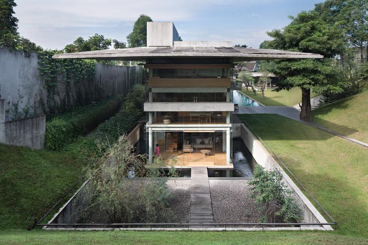 IH Residence / andramatin, © Mario Wibowo