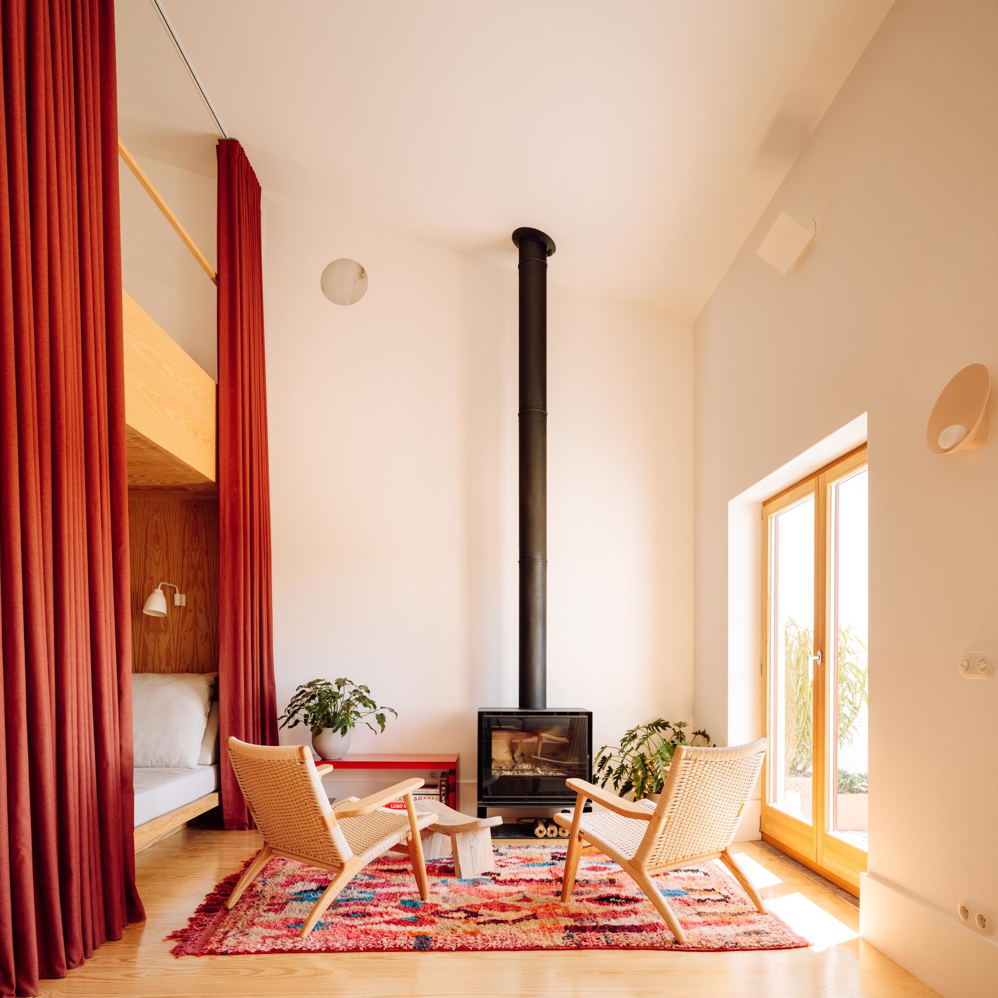 Gallery Of Apartment In Santa Cruz / Bala Atelier