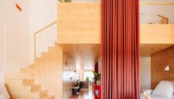 Apartamento en Santa Cruz / Bala atelier