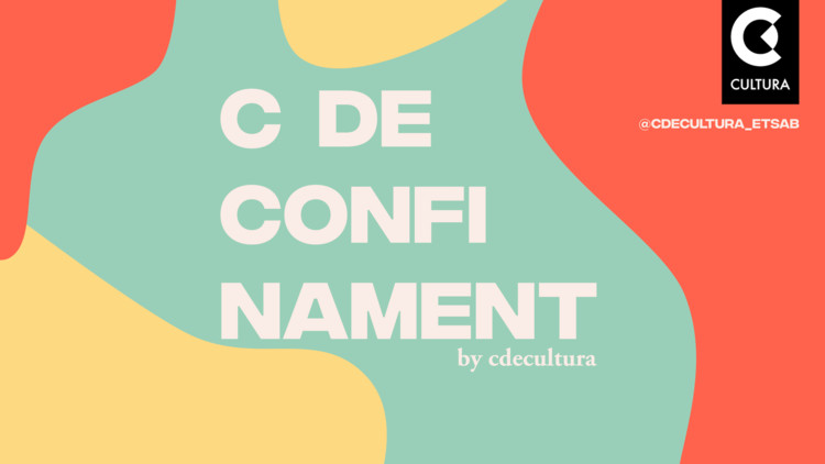 C de Confinament: ciclo de conferencias de arquitectura en streaming, Cortesía de C de Confinament