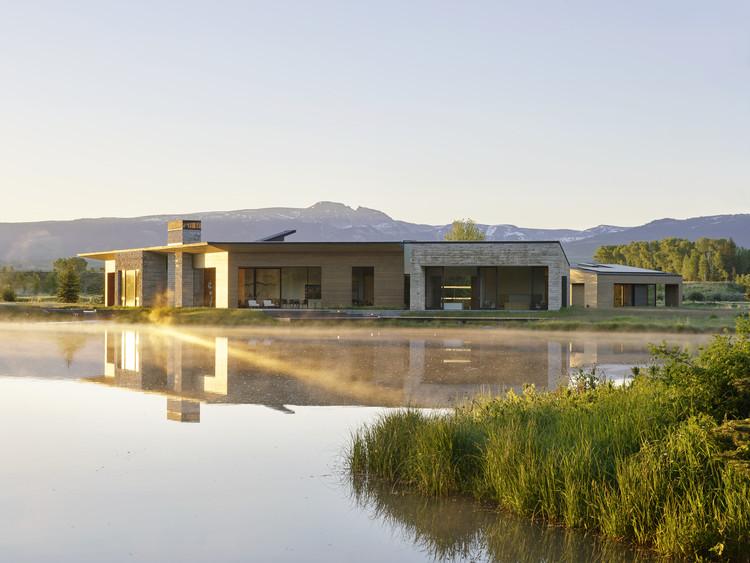 Casa Lefty Ranch / CLB Architects, © Matthew Millman Photography