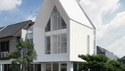 Casa A / Semiotic Arsitek