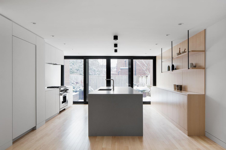 Cómo diseñar una Isla de cocina: Espacio eficiente y multifuncional,© Adrien Williams