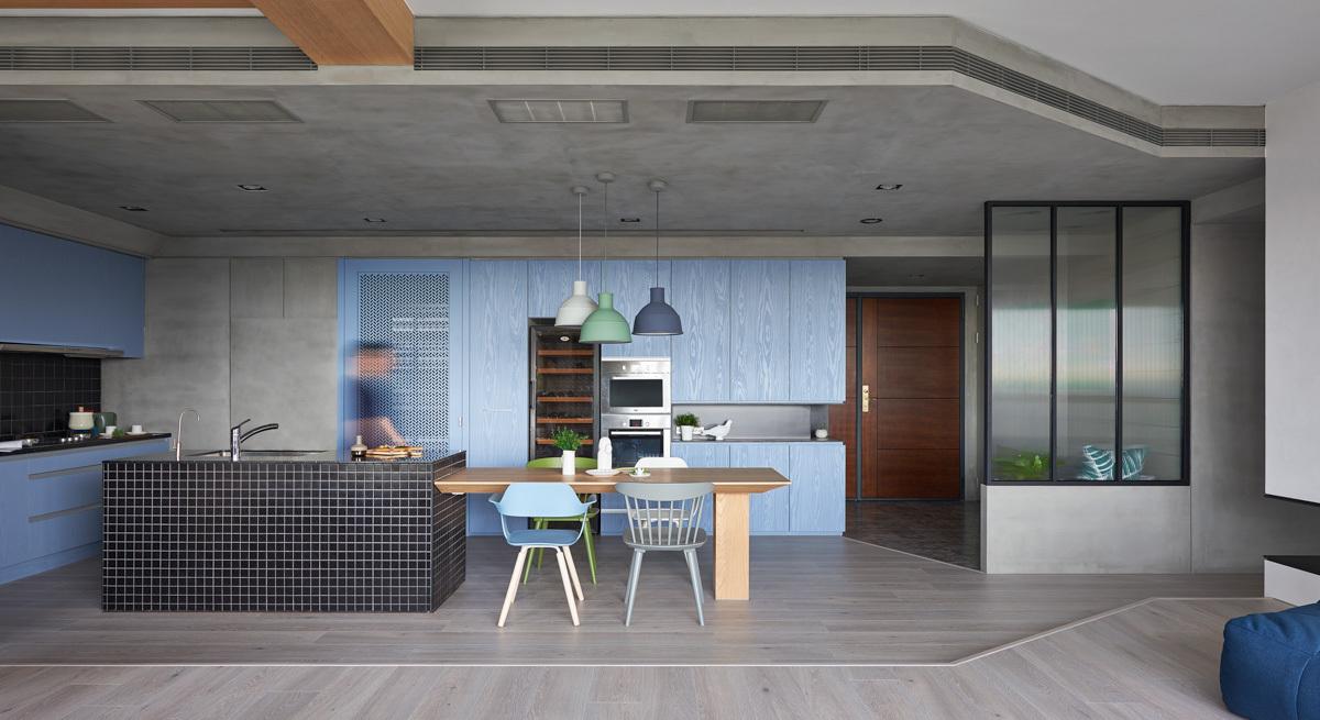 Cómo diseñar una Isla de cocina: Espacio eficiente y multifuncional,© Hey! Cheese