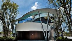 Casa club para la comunidad de Tainan / Chain10 Architecture & Interior Design Institute