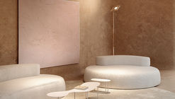 Beach Hotel: Habitación 1 / Sivak+Partners Studio