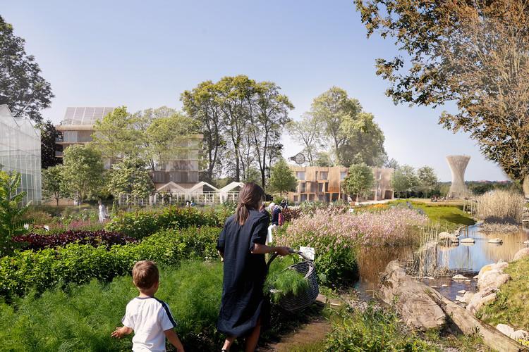 White Arkitekter + ReGen Villages Create First Circular, Self-Sufficient  Communities for Sweden | ArchDaily