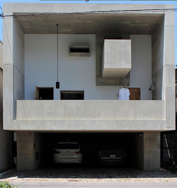 Shironishi House / Tomoaki Uno Architects, Courtesy of Tomoaki Uno Architects