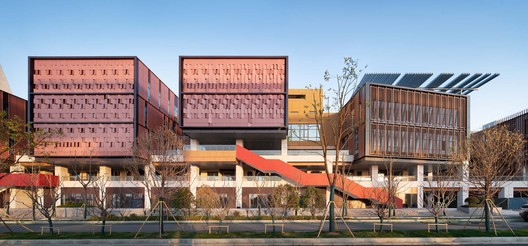 Nanjing Shibuqiao Commercial and Community Center Complex / Nanjing Bangjian Urban Architectural Group
