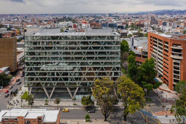 Daniel Bonilla del taller de arquitectura de bogotá dará conferencia online gratuita para la Cooper Union, © Alejandro Arango
