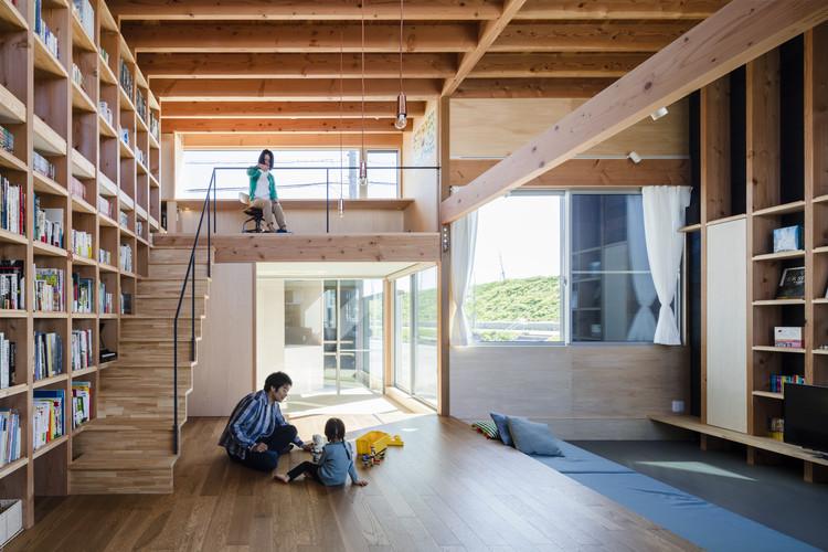 Parentheses House / SAI Architectural Design Office, © Norihito Yamauchi