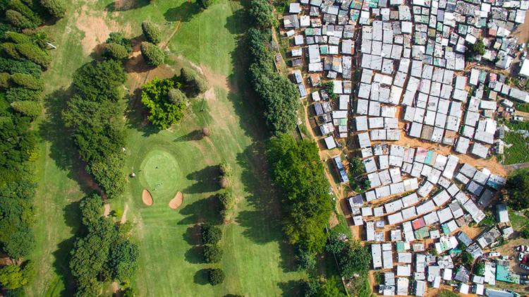 Campo de Golf Papwa Sewgolum Durban frica del Sur Image  Johny Miller