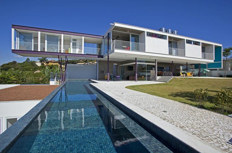 Casa AB / Telles Arquitetura, © Eduardo Pozella
