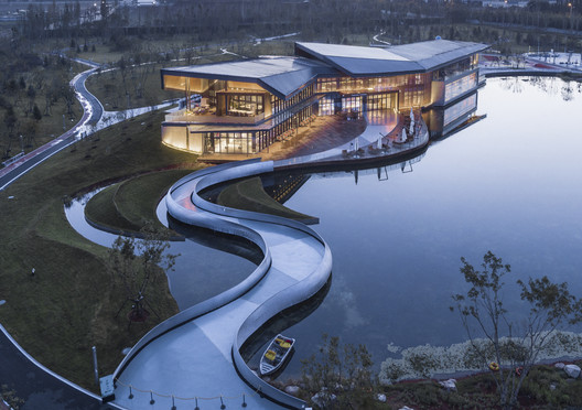 Baotou Vanke Central Park  / ZAP Associates LLC