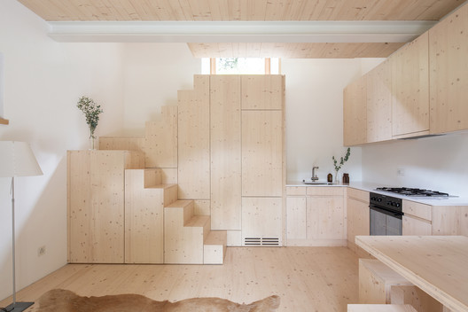 Casa Lucciola Renovation  / Rafael Schmid Architekten