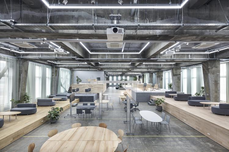 CODO /Suzuyo Head Office / Shuhei Goto Architects, © Kenta Hasegawa