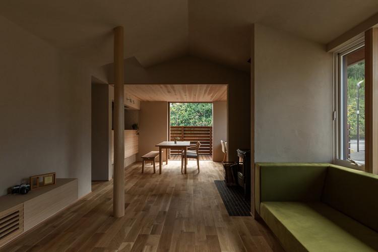 Kizugawa House / Hearth Architects, © Yuta Yamada