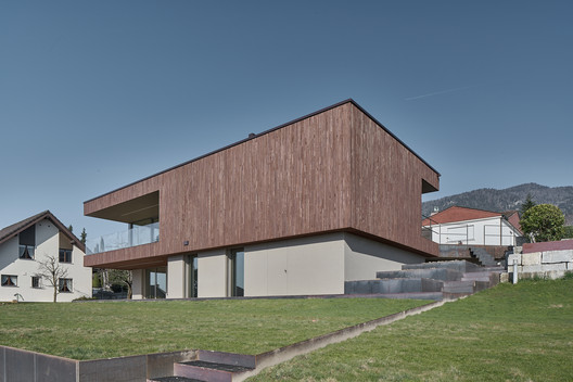 House Bettlach / Tormen Architekten AG