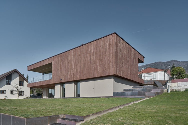 Casa Bettlach / Tormen Architekten AG, © Mark Drotsky Architekturfotografie