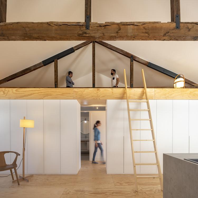 Residência para uma artista / Castroferro Arquitectos, © Héctor Santos-Díez