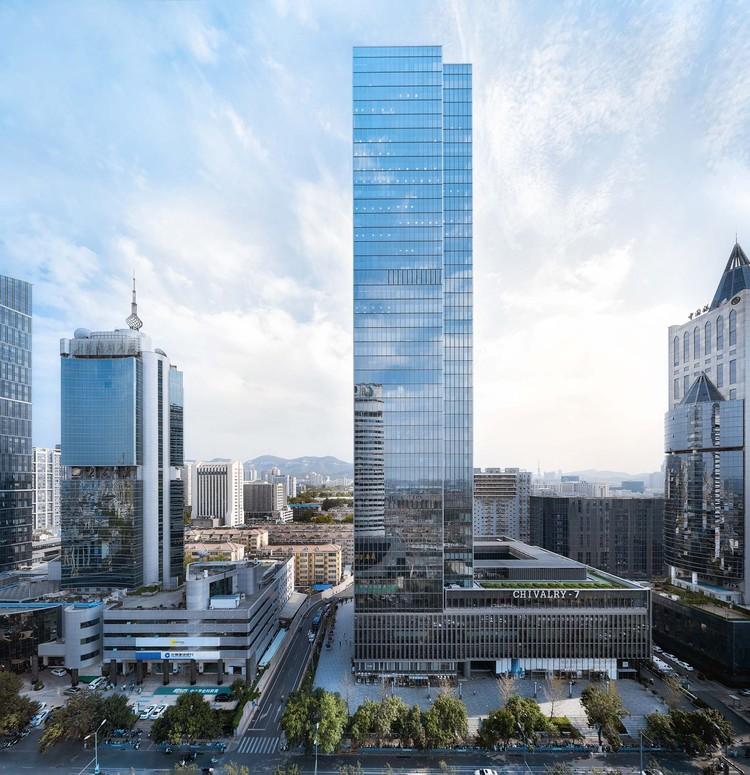 Jinan Greentown Financial Center / gad, © Jinrong Huang