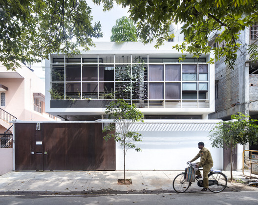 Aadyam House / Gaurav Roy Choudhury Architects GRCA