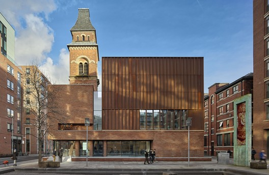 The Oglesby Centre / stephenson STUDIO