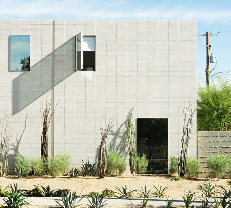 White Stone Flats / benjamin hall design, © Dasovich Photography