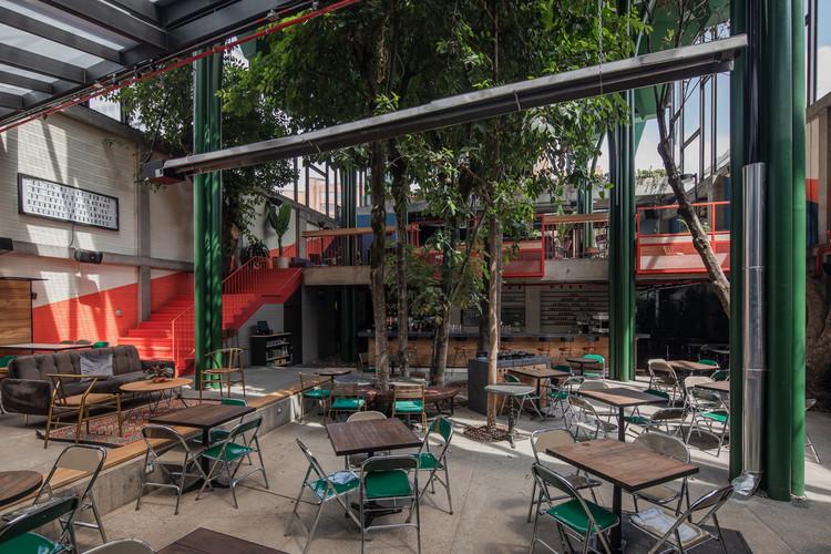 Bar Sánchez / Plan:b arquitectos, © Alejandro Arango